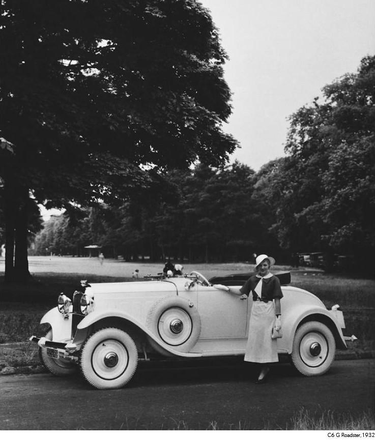 1931. a C6 G Roadster