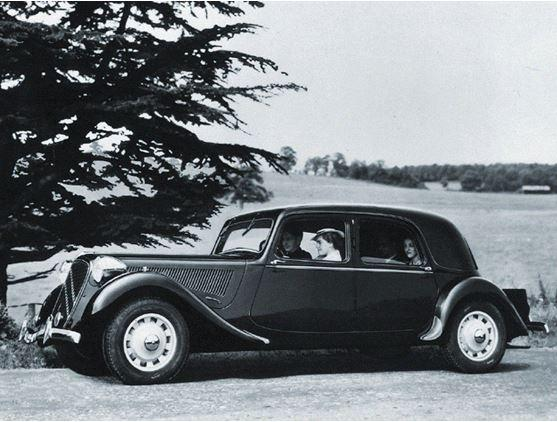 1939. a Traction 15 SIX G