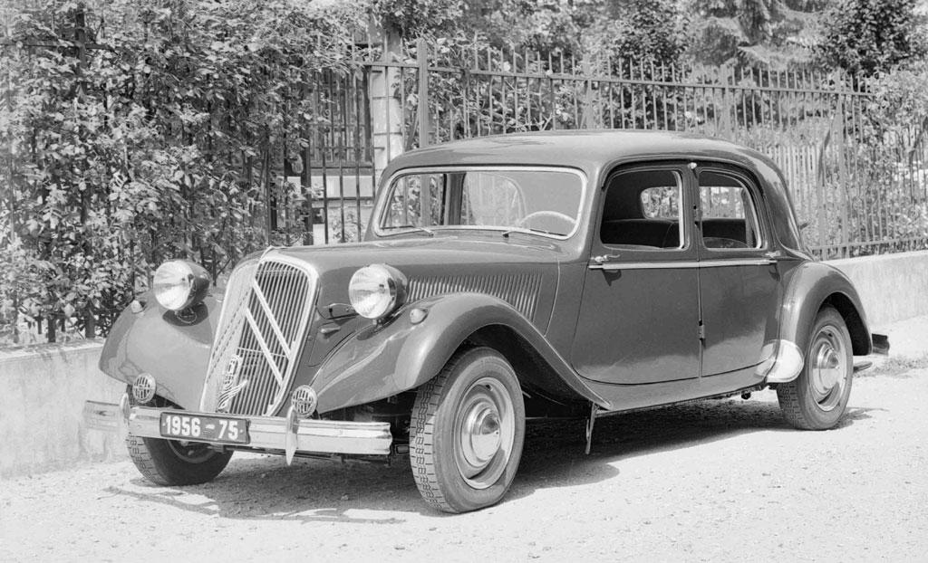 1955. a Traction 15 SIX H